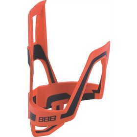 BBB DualCage BBC-39 Flaskeholder Orange/Svart
